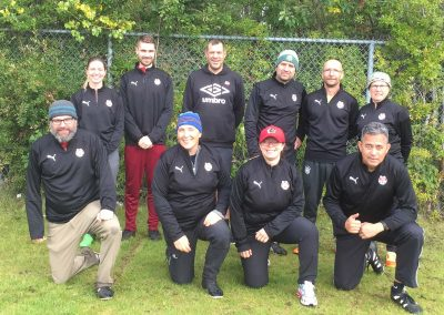 Yukon Soccer Learn to Train – Coaching Clinic Sept 2020 with John MacPhail